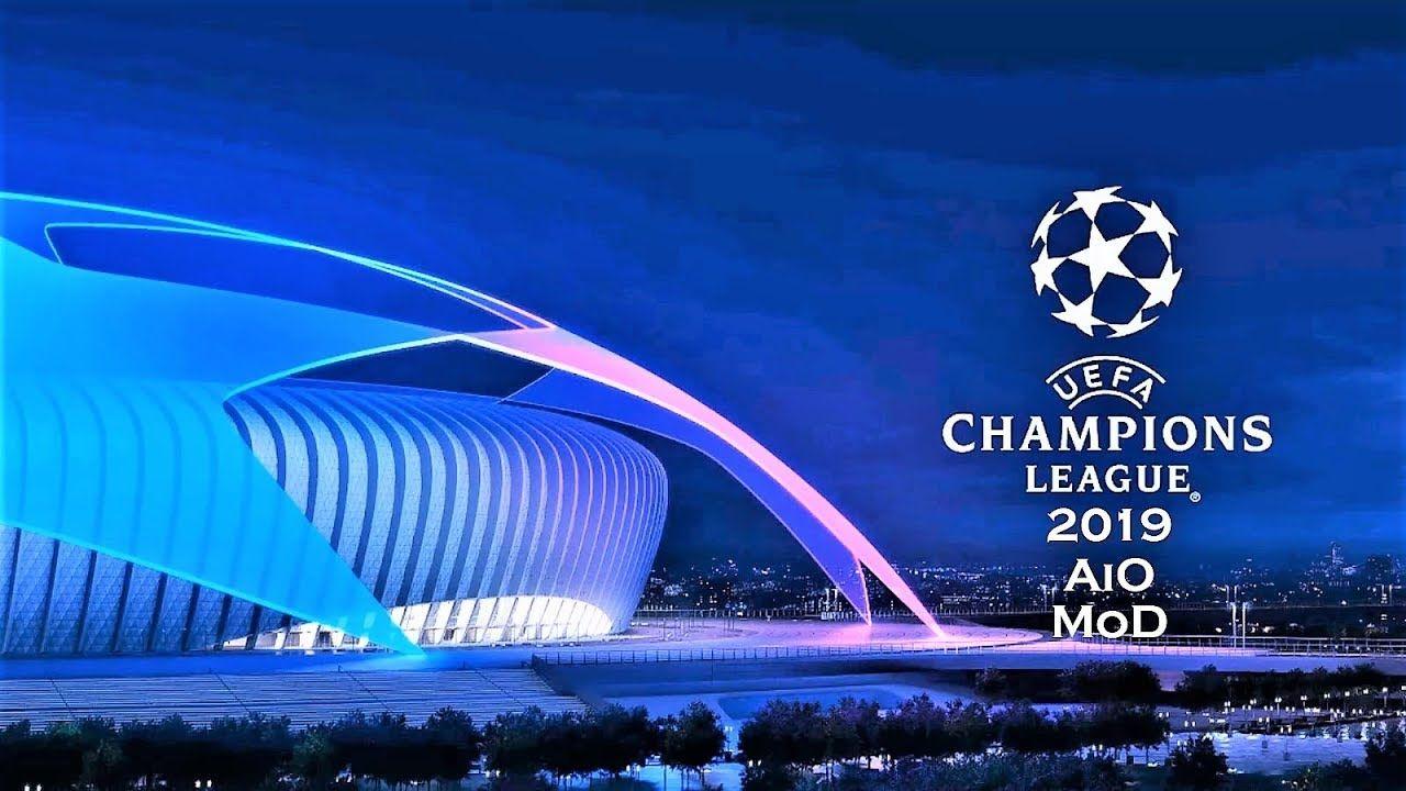ucl 2018 2019 mod v2 download install pes 2017 uefa champions league champions league installation ucl 2018 2019 mod v2 download