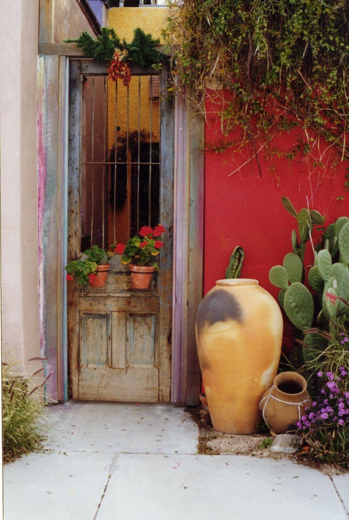 Barrio Door Tucson, Az