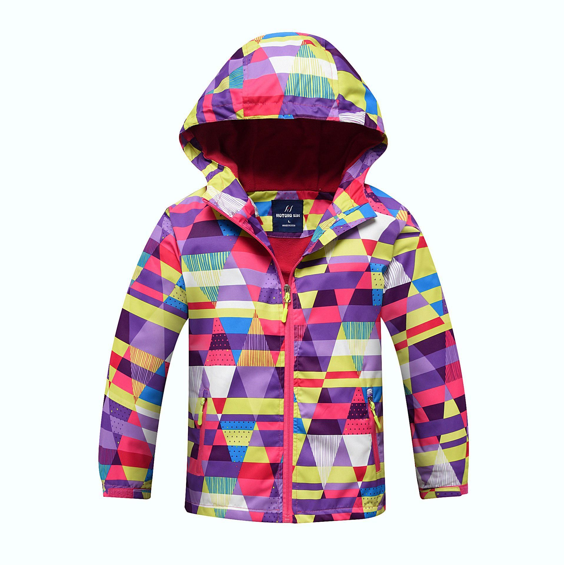 81170fe15c37 HUTUHU 2018 Children Winter Spring Jacket Boys girls Hoodies ...