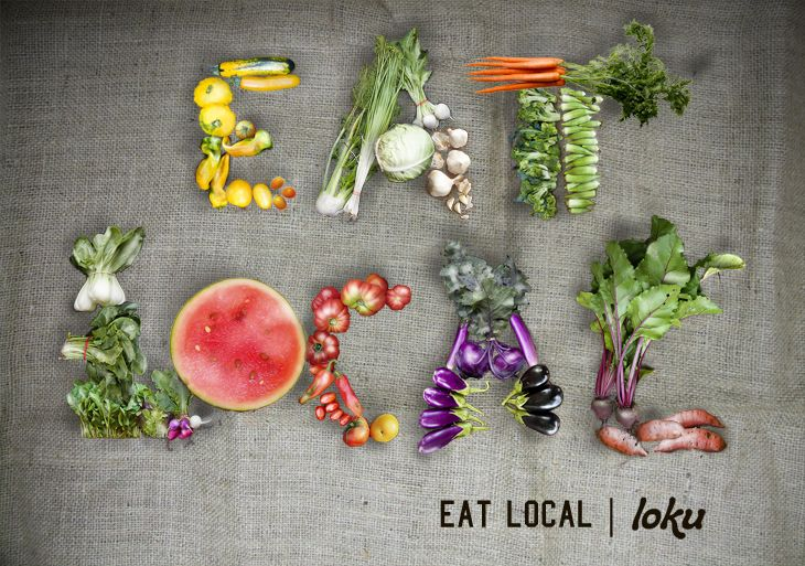 Eat Local / Loku