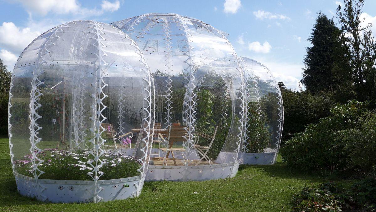 Het onzichtbare tuinhuis: dat is genieten van je tuin, óók in de winter!