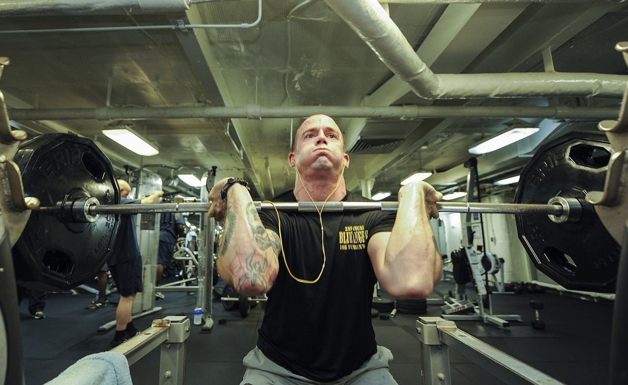 You've got to lift more weight to build more muscle.