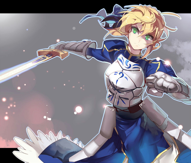 Pin by Dawayhi on Fate Series Fate stay night, Fate, Anime