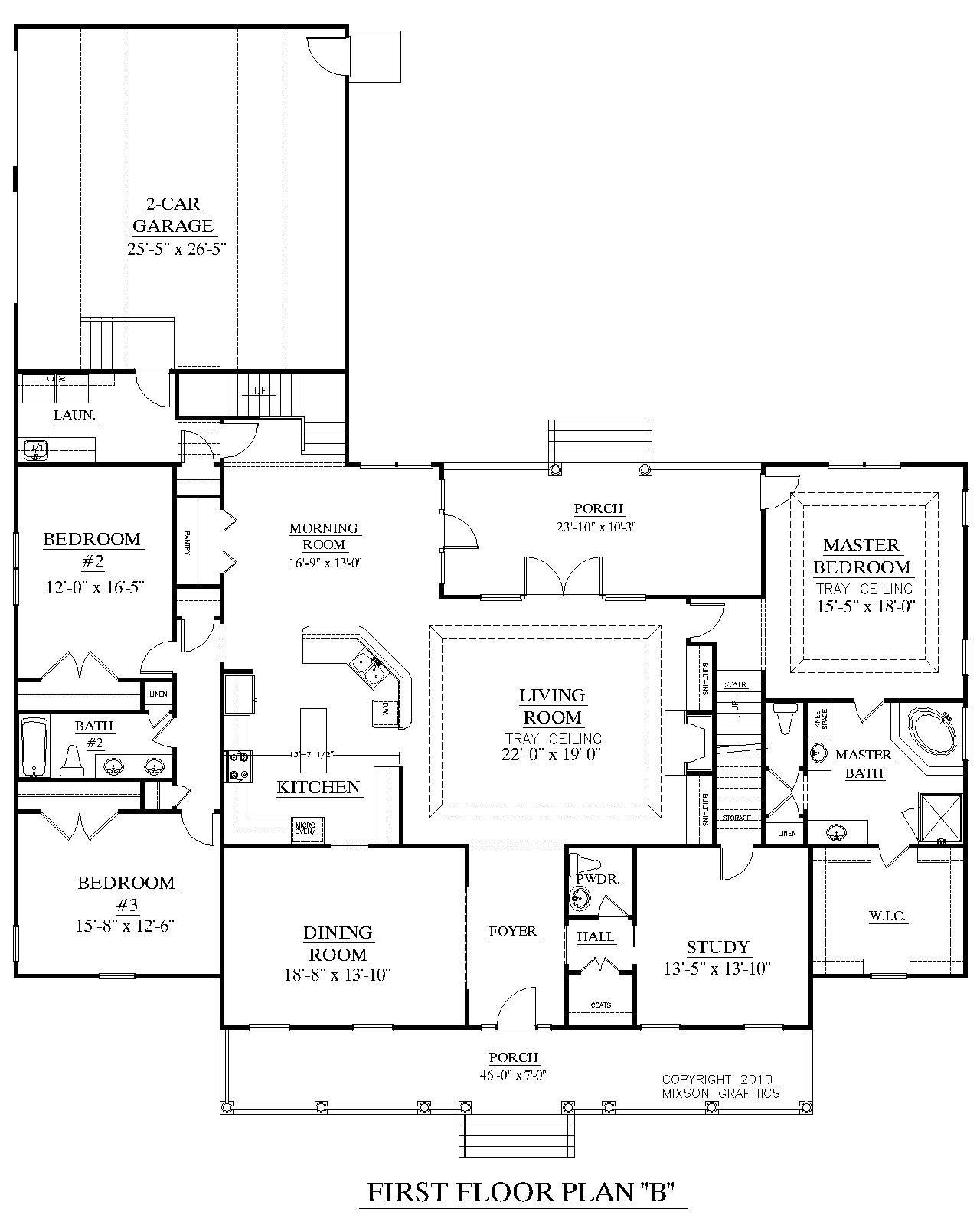 house plan 3027 b brookgreen b main floor house plans by house plan 3027 b brookgreen b main floor