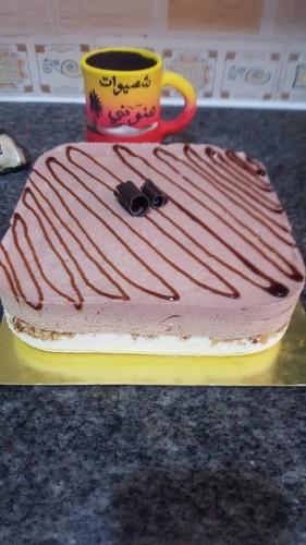 حلوة الكلاص بمكونات قليلة وساهلة Food Desserts Cake