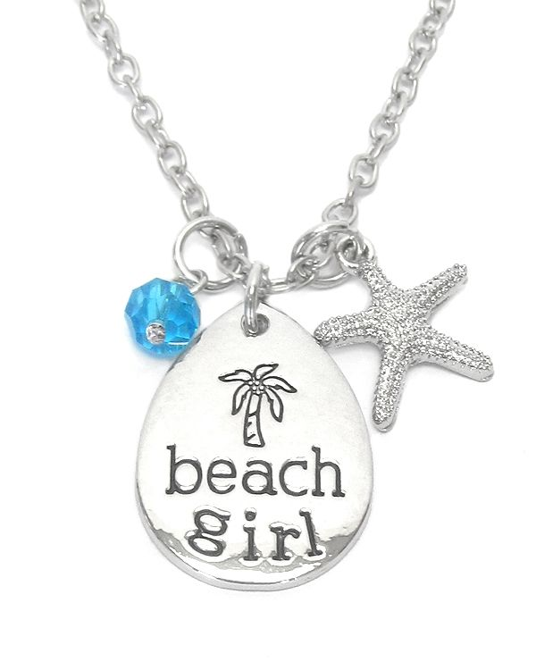 Handcrafted and inspired by the sea, perfect for a beach girl who loves being a beach bum   Shop this product here: http://spreesy.com/seagoddessjewelry/14   Shop all of our products at http://spreesy.com/seagoddessjewelry      Pinterest selling powered by Spreesy.com