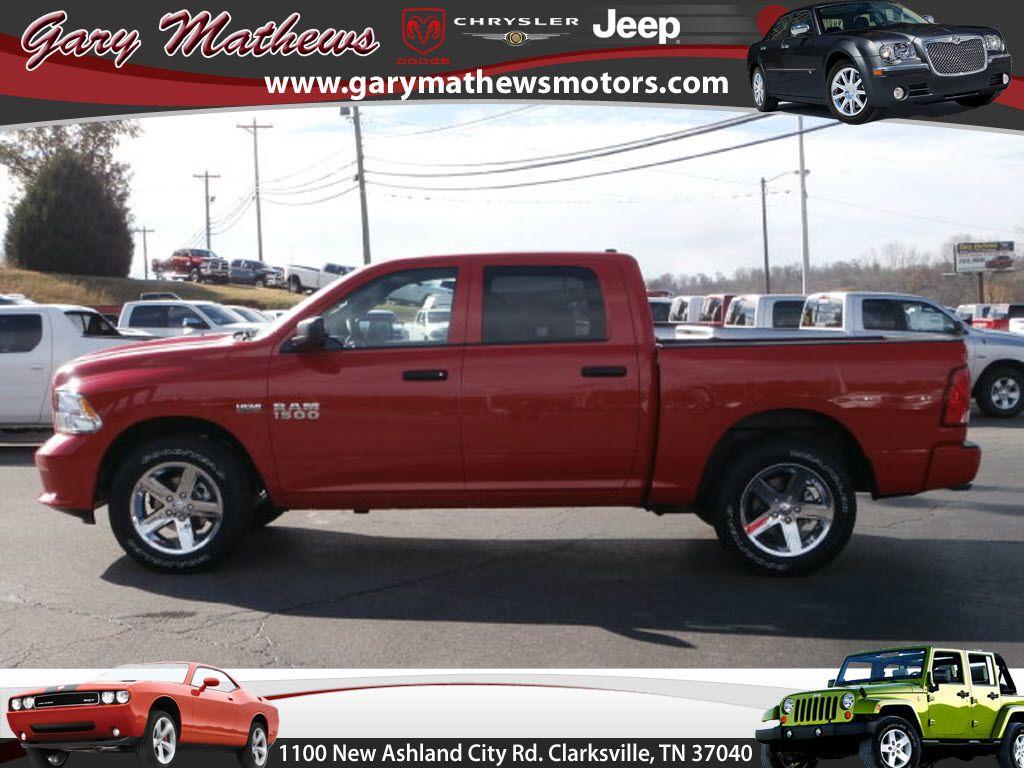 2014 Dodge Ram 1500. Gary Mathews Motors Inc 1100 Ashland