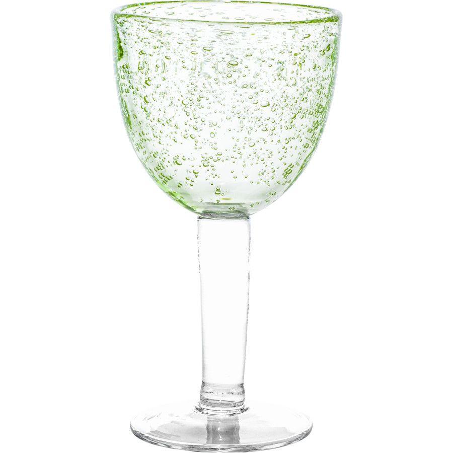 Rennot Linda-viinilasit kannustavat nauttimaan elämästä ystävien kanssa, illallisten ääressä. Linda-viinilasien yläosassa lasimassan sisällä on pieniä koristekuplia. Viinilasien tilavuus on 25 cl, ja niitä valmistetaan useassa eri värissä. Linda-lasisarjasta löytyy myös samanvärisiä juomalaseja sekä kaatimia kattausta täydentämään. Viinilasit voi pestä koneessa.
