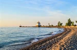 Mentor Headlands Beach Ohio The