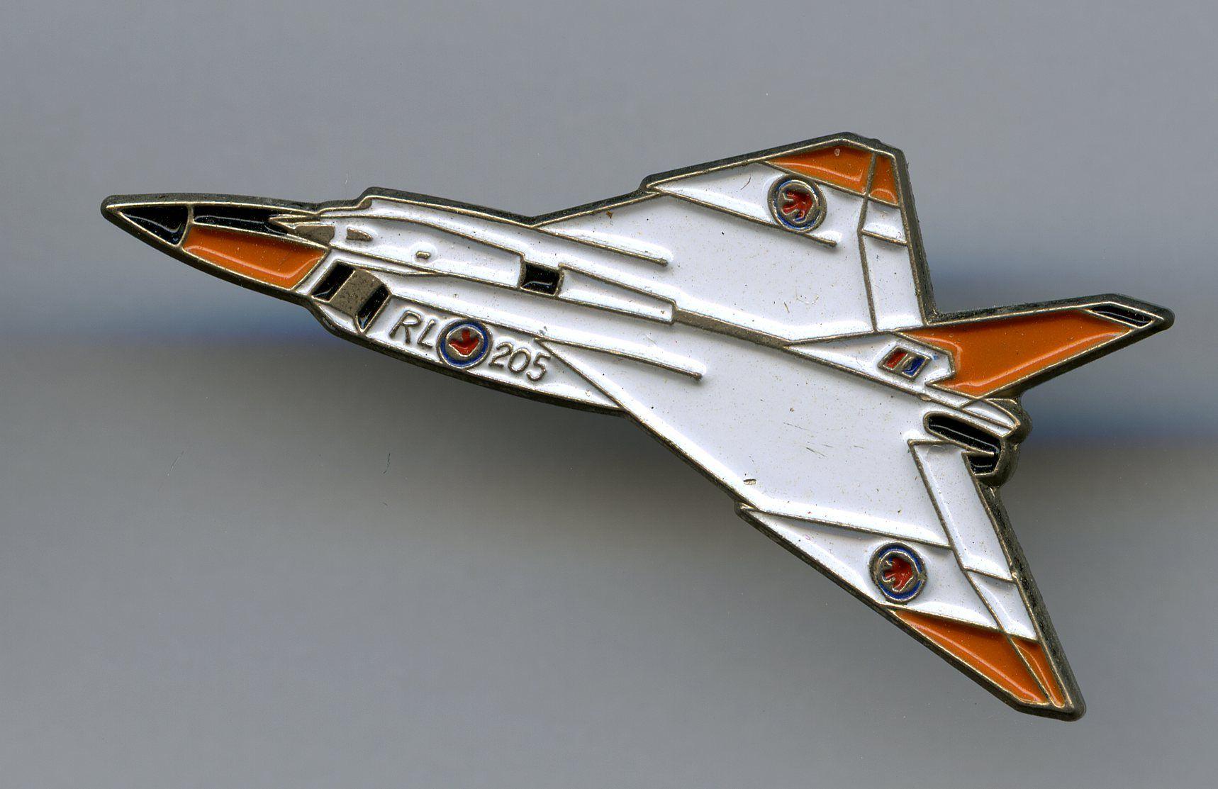 Cf 105 Avro Arrow Pin Avro Arrow Cf 105 Pins Patches