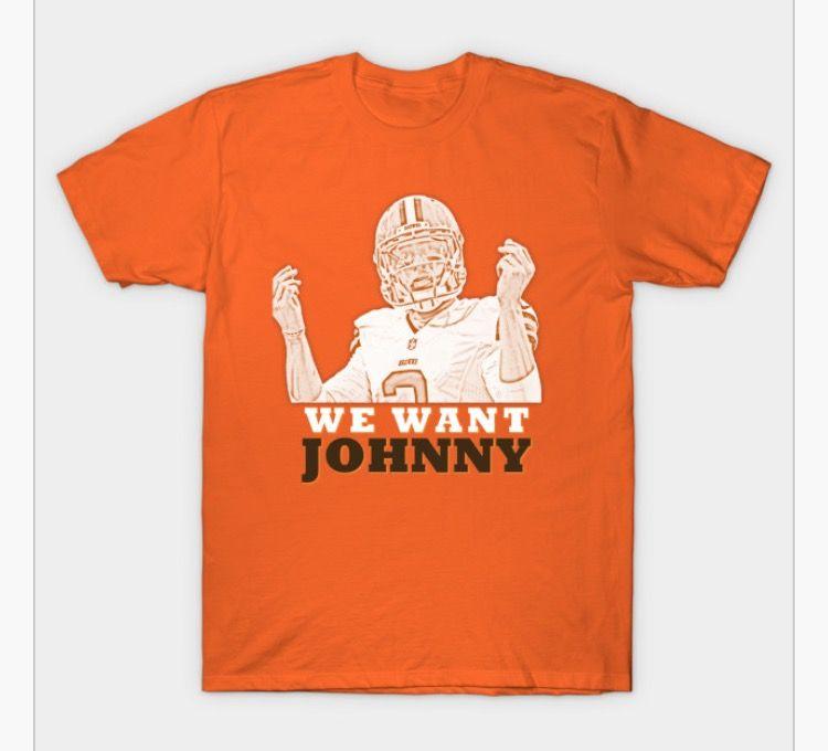 Jonny Football Custom Tee