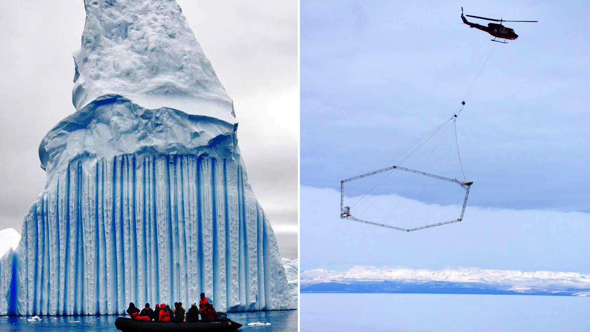 Frozen waves antarctica tourism pinterest tourism for Can anyone visit antarctica