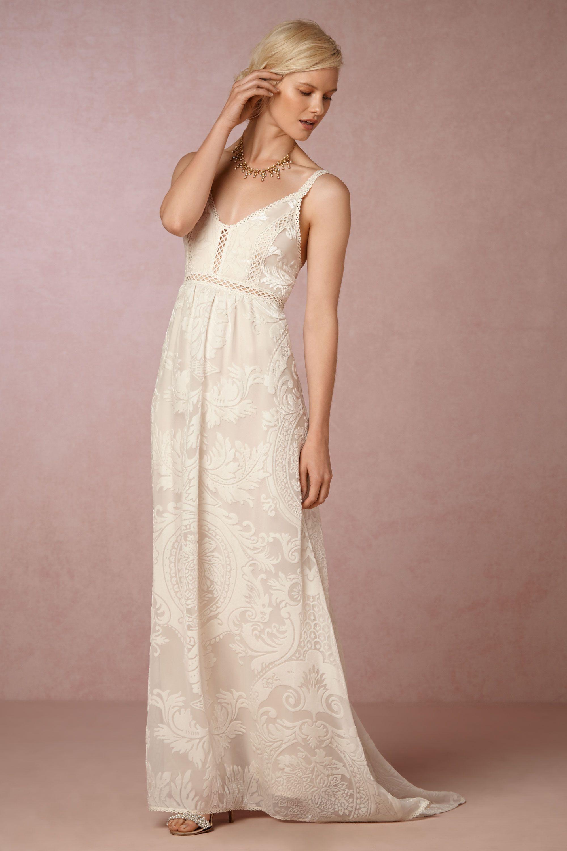 Ophelia Dress From Bhldn Wedding Dresses Unique Dresses Velvet Wedding Dress [ 3000 x 2000 Pixel ]