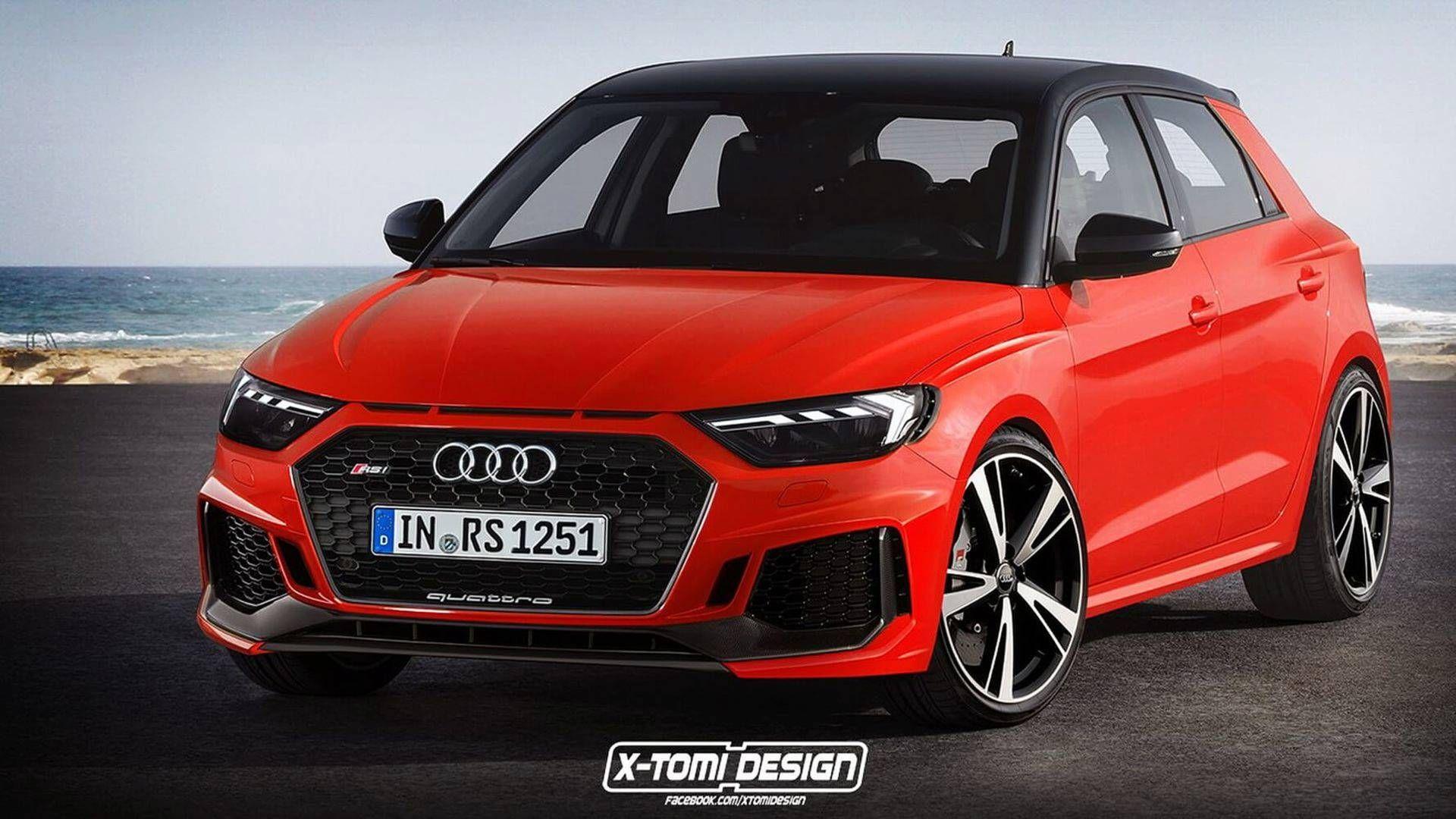 2019 Audi Rs1 Rs1 Clubsport Quattro A1 Avant A1 Allroad Renders