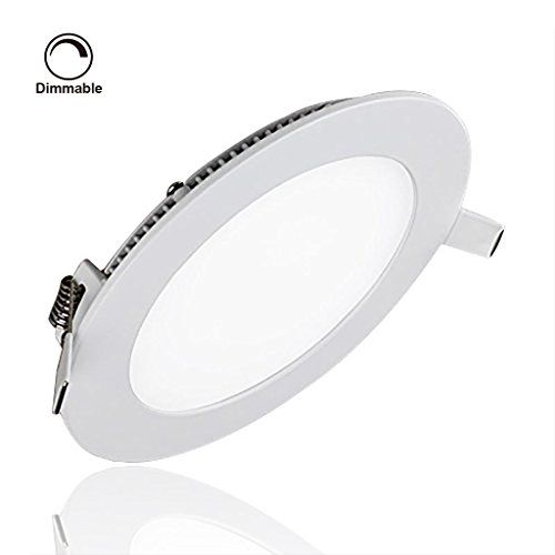Sg Led Flat Lights Dimmable Round Ultrathin Ceiling Lights For