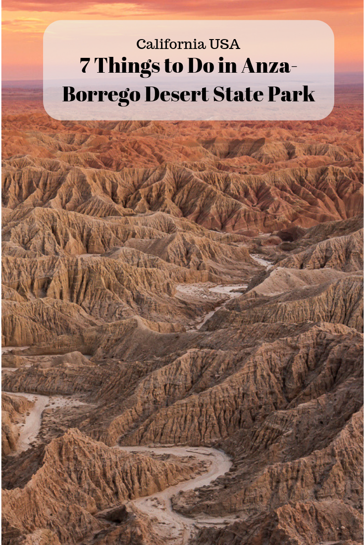 7 Things to Do in Anza-Borrego Desert State Park A