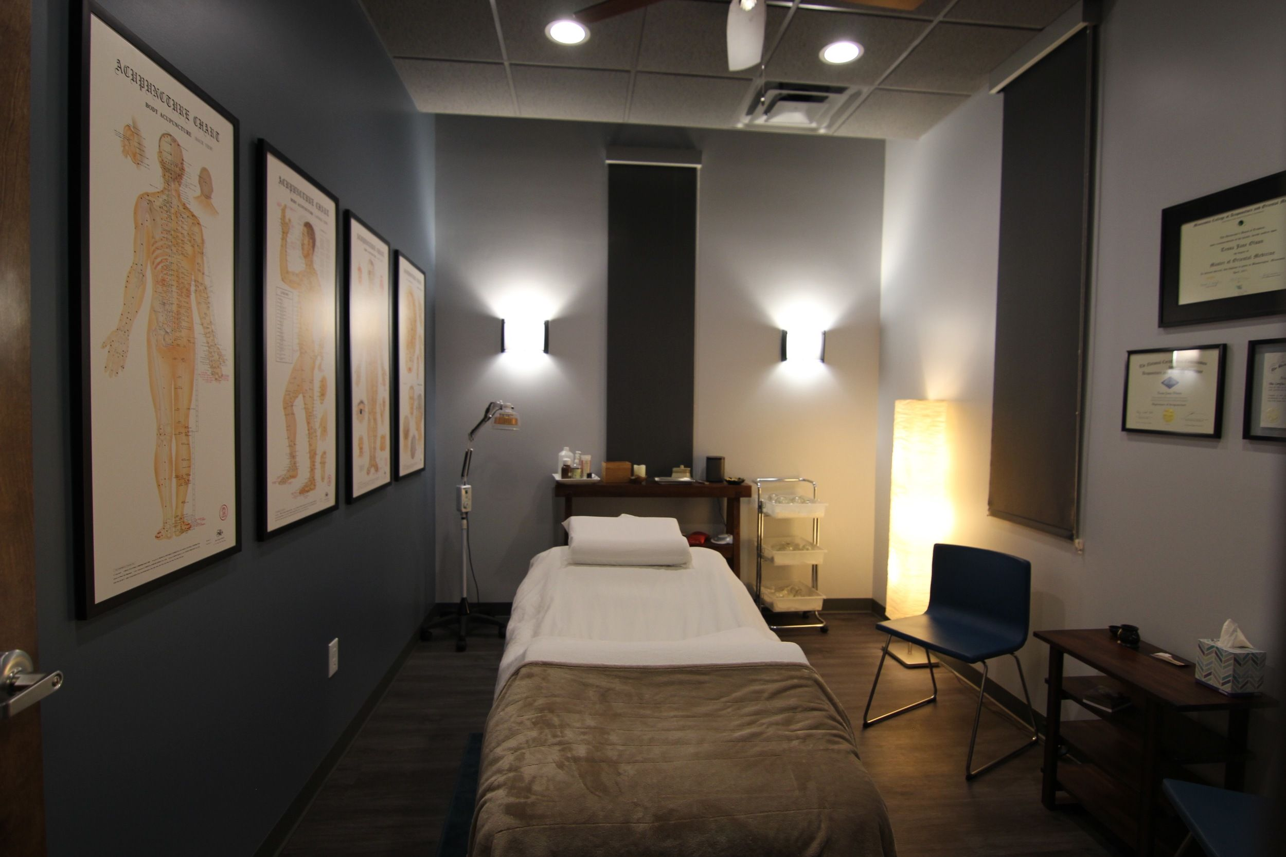 Acupuncture Room With Images Acupuncture Medical Acupuncture