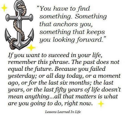 Anchor Love Love Love Words To Live By Anchor Quotes Quotes