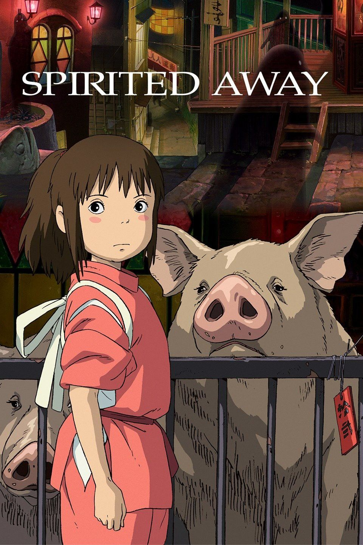 spiritedaway jmovie anime japanese Spirited away