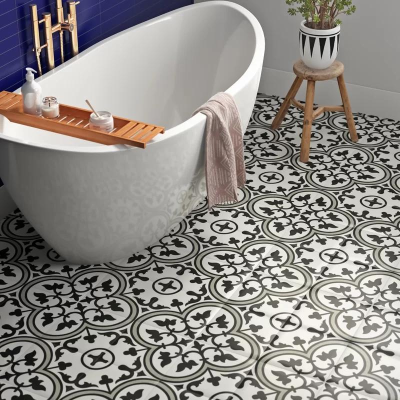 Godfrey 10 X 10 Porcelain Field Tile In 2020 Porcelain Floor Tiles Porcelain Flooring Flooring