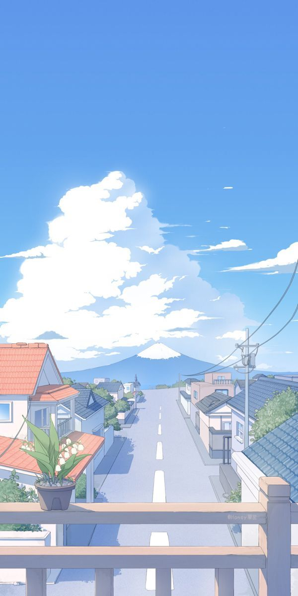Pin by mieseyo on Aesthetic- Background- Wallpaper   Anime scenery wallpaper, Anime backgrounds wallpapers, Scenery wallpaper