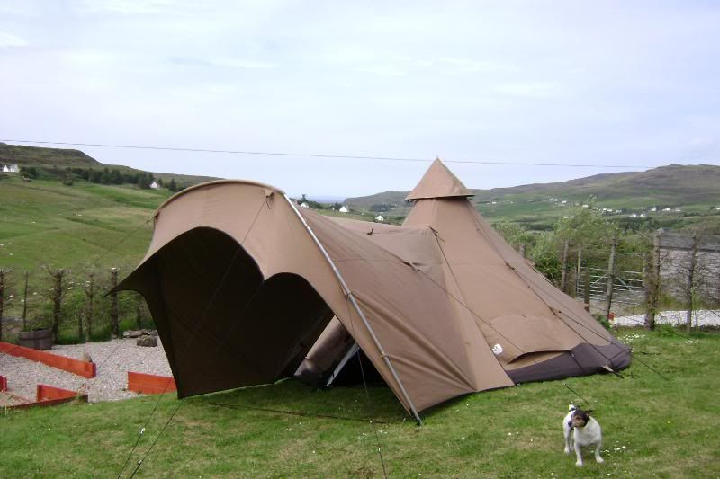 For sale green outdoor tipi mk1 & For sale green outdoor tipi mk1 | Twisted Totem Camp-Out ...