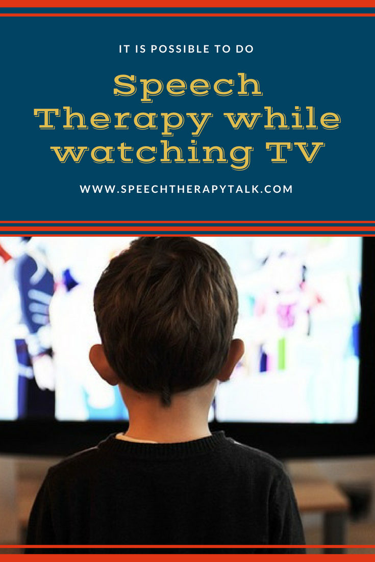 speech on watching tv