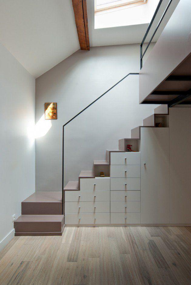 Le design des escaliers contemporains | Escaliers contemporains ...