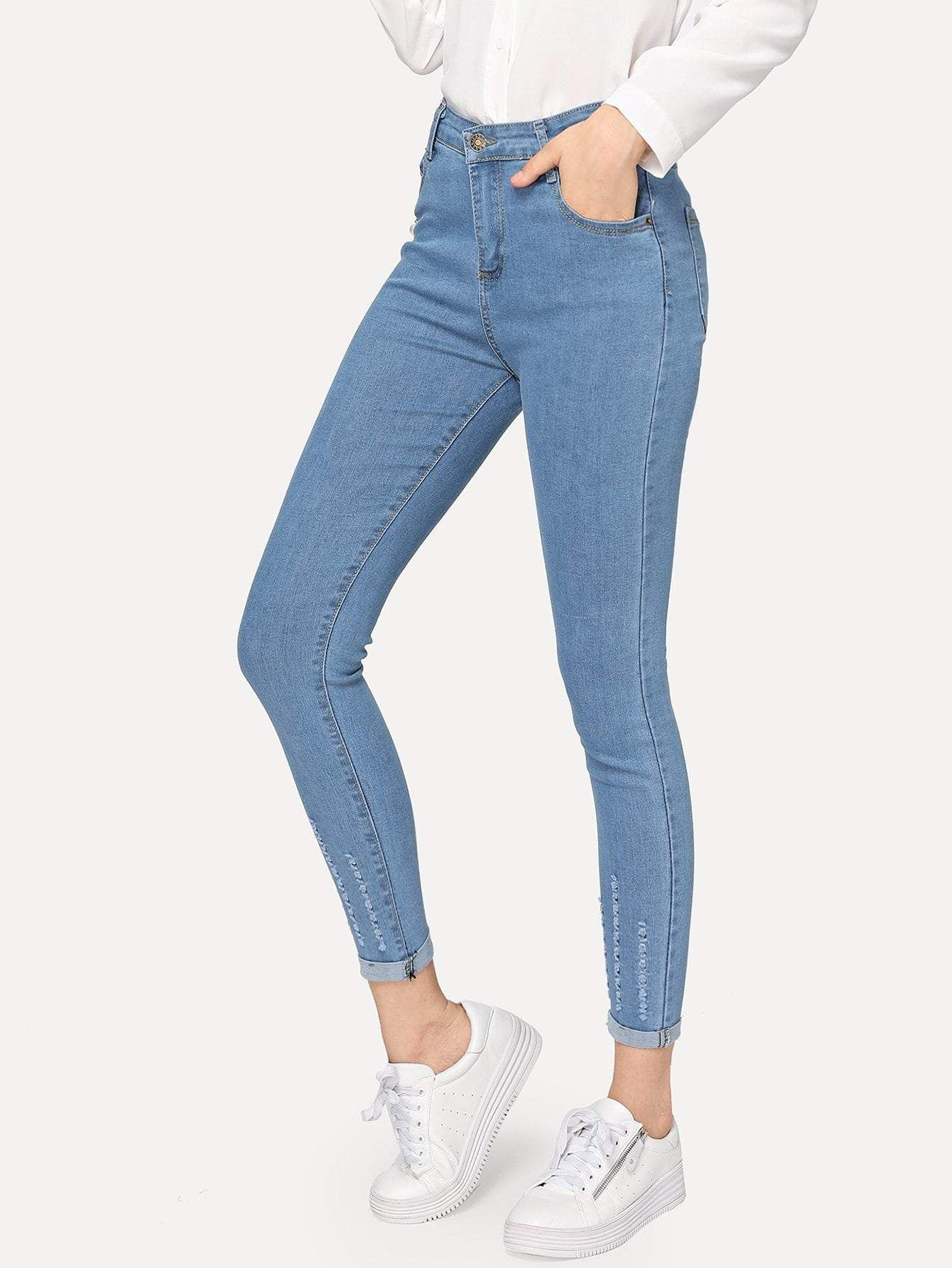 Pin On Jeans De Mujer