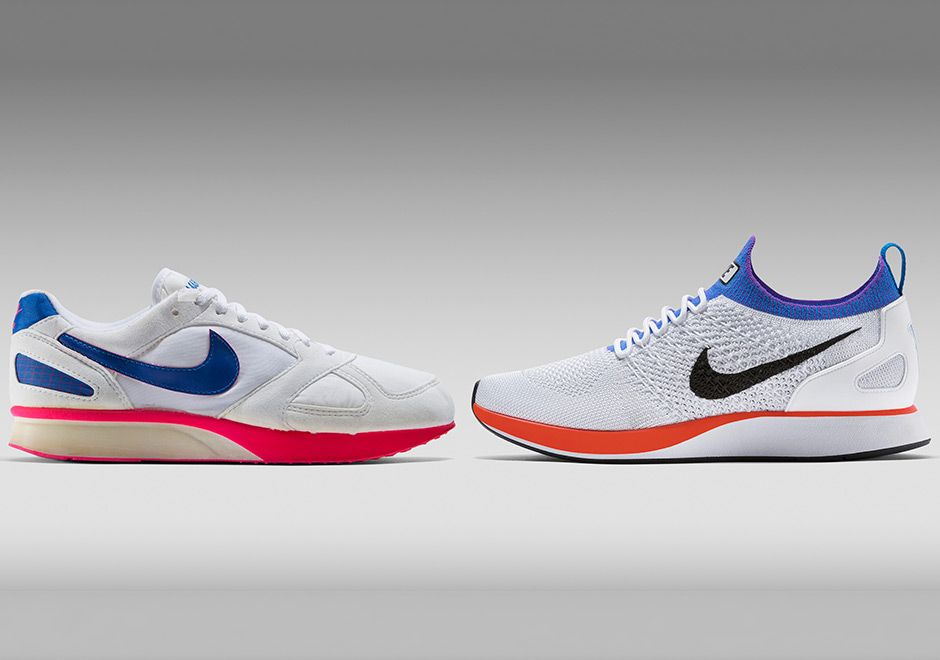 #sneakers #news Nike Officially Introduces The Air Zoom Mariah Flyknit