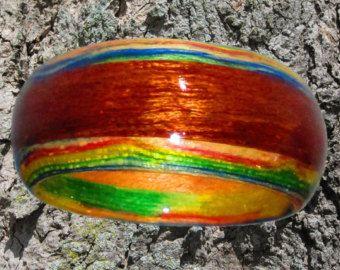 Rainbow Eucalyptus Jewelry
