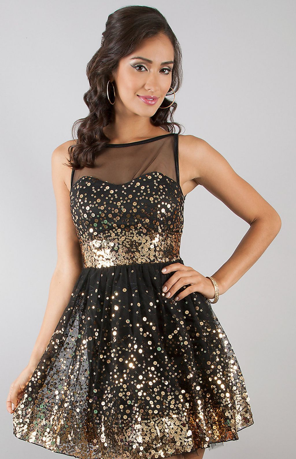 1000  images about Formal / Homecoming on Pinterest - Dress black ...