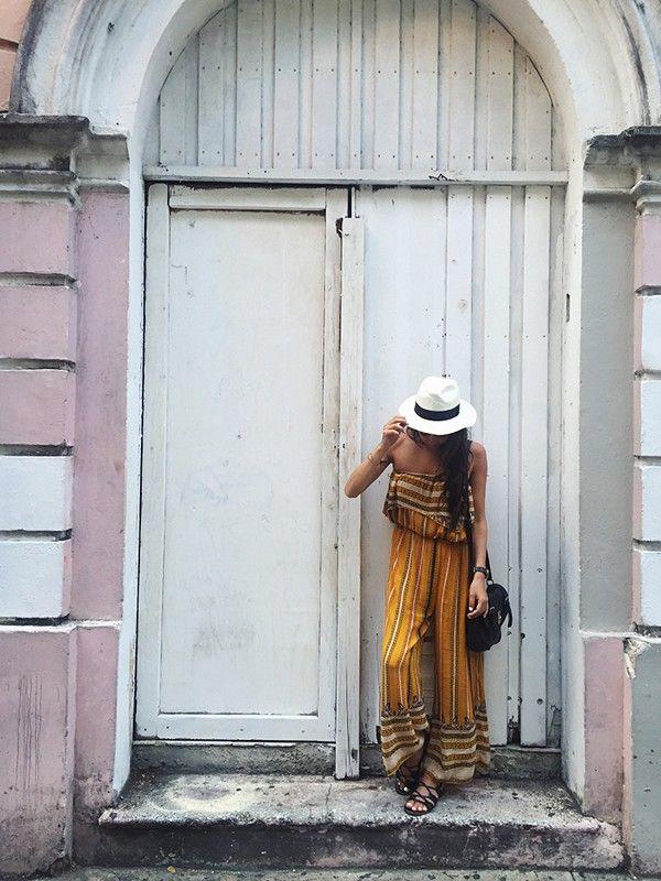 Exploring San Juan, Puerto Rico  Fashion inspiration via the FP Me style gallery!