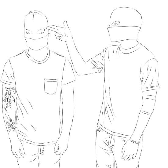 Twenty one pilots coloring pages sketch coloring page for Twenty one pilots coloring pages