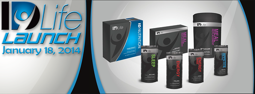 IDLife Officially Launched on Jan 18th, 2014. www.dana.idlife.com
