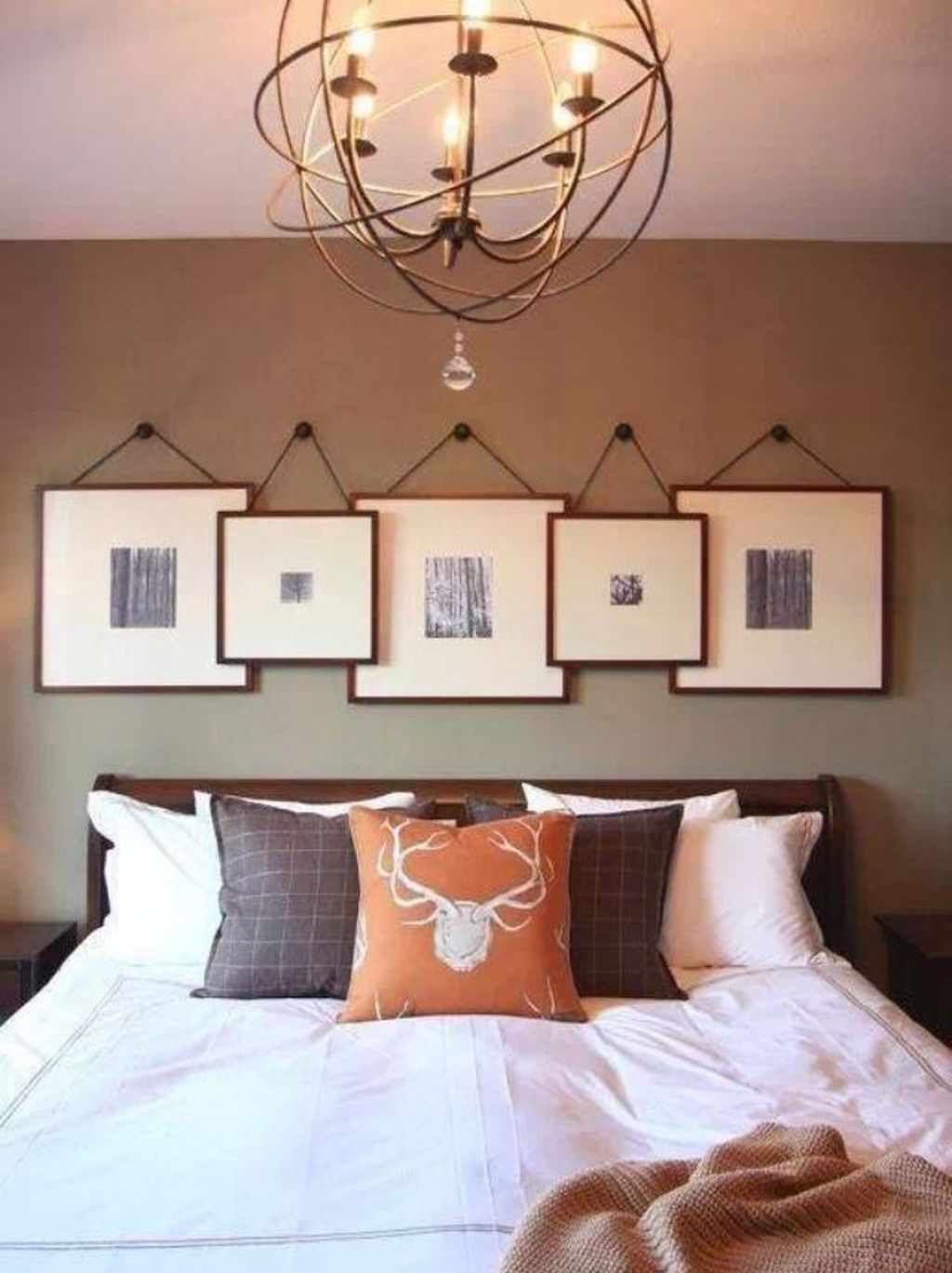 Best 47 Awesome Master Bedroom Decorating Ideas Rustic Master 400 x 300