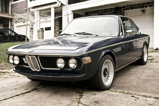 3 0CS Photos - Page 5 - BMW E9 Coupe Discussion Forum | Muscle + Rat