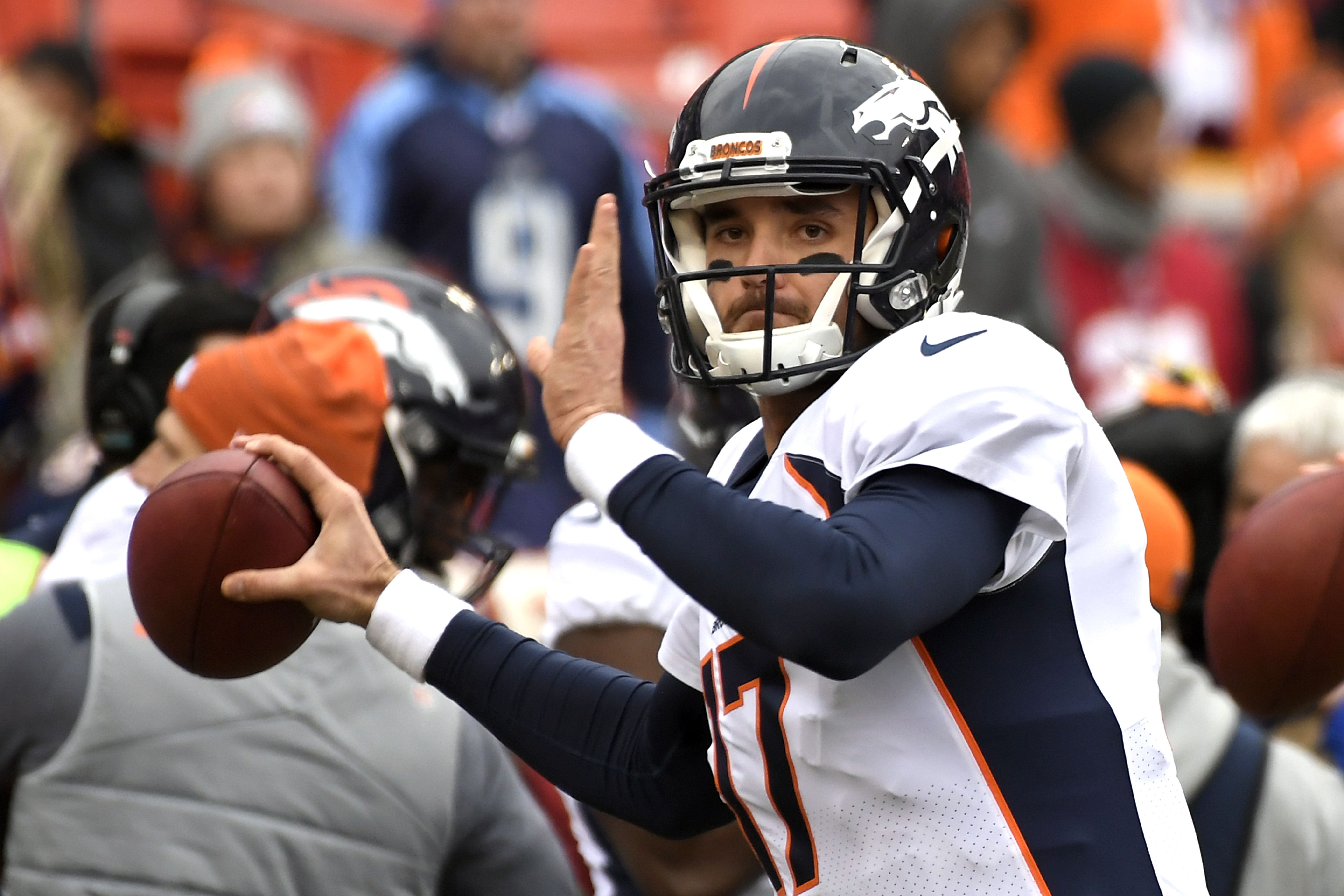 Denver Broncos 2018 Free Agents Free Agent Denver Broncos Broncos