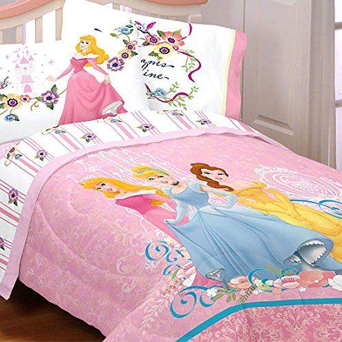 Kids' Comforter Sets - Disney Princesses Dream Big Full Bed Comforter -- For more information, visit image link.