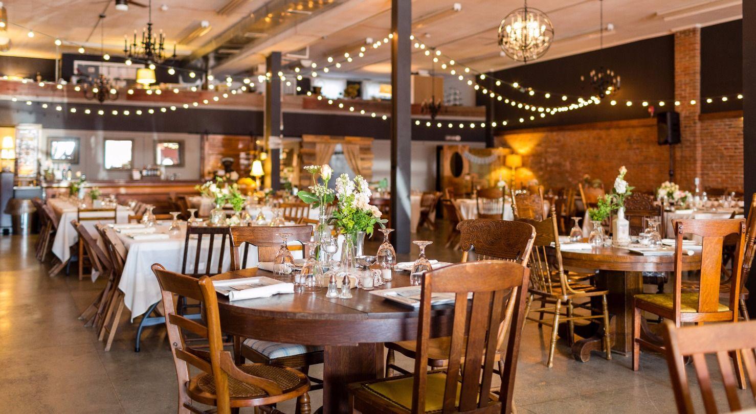 Gatherings full service event venue iowa wedding venues