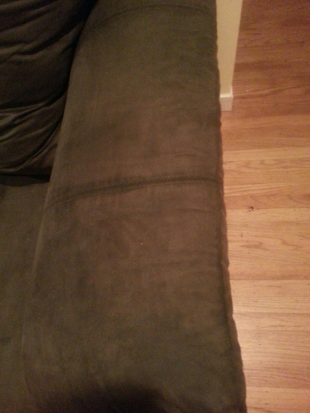 How to clean polyester micro fiber couches Clean couch