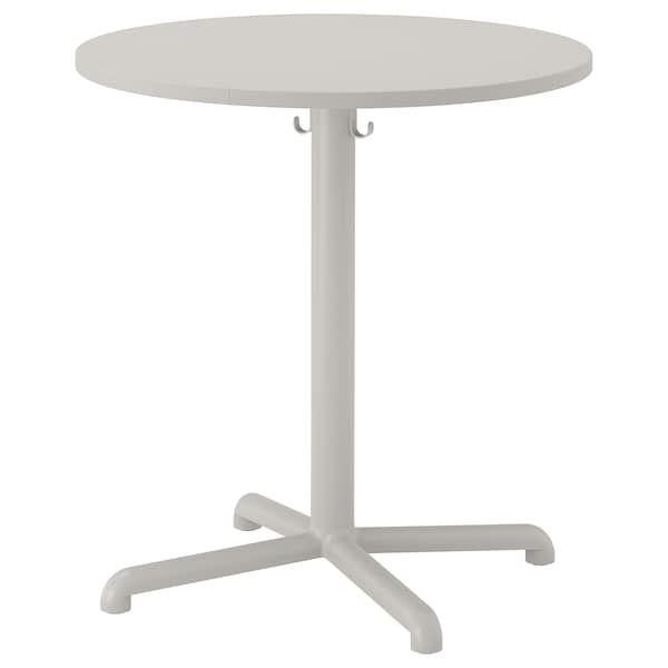 Stensele ステーンセレ テーブル ライトグレー ライトグレー 70 Cm Ikea バーテーブル テーブルトップ テーブル