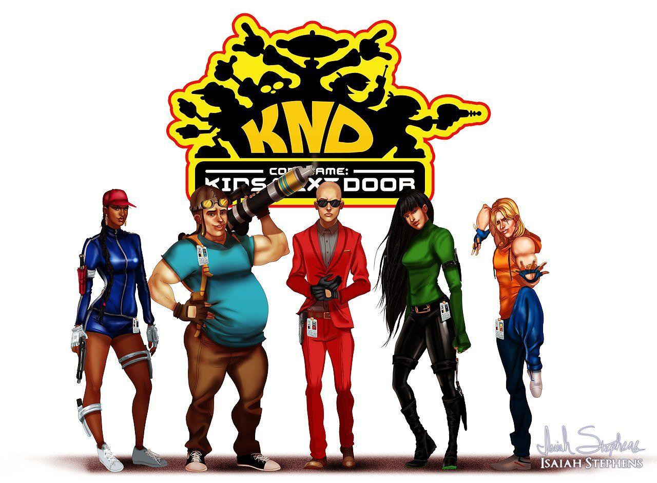 obras de arte que todos los fans de cartoon network amarán knd