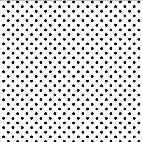 black and white polka dot and wallpaper image