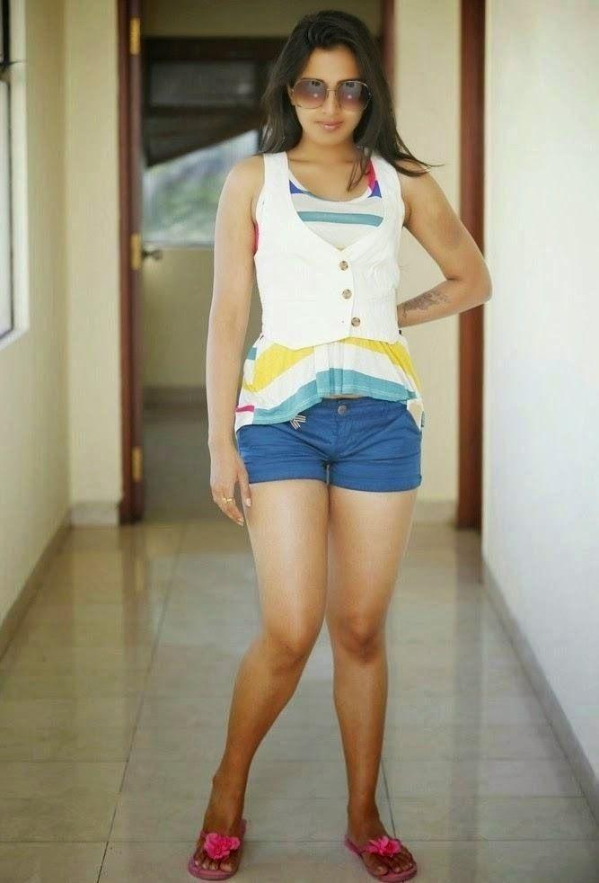 Catherine-tresa-hot-thighs-photos-1 | Latest Bollywood ...