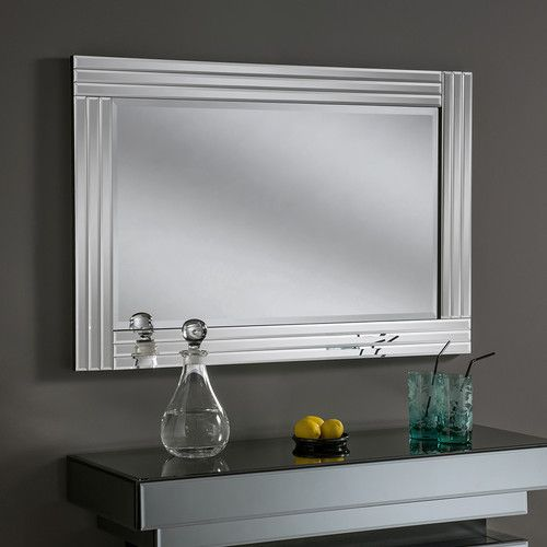 Caufield Accent Mirror Wall Mirror With Shelf Rustic Wall Mirrors Lighted Wall Mirror