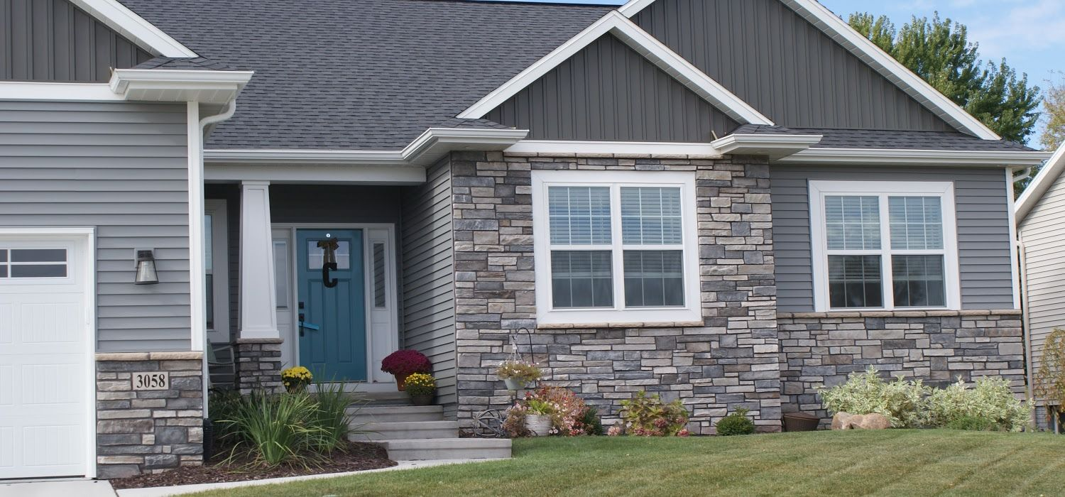 B Country Ledgestone In Echo Ridge Home And Out