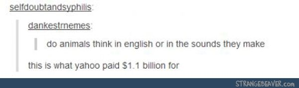 this is an excellent question << no it's really not