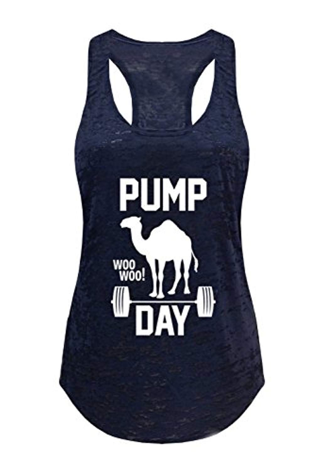 fc0d6a73 Tough Cookie's Women's Pump Day Gym Workout Burnout Tank Top ** Click image  to review more details. (This is an affiliate link) #womentanks