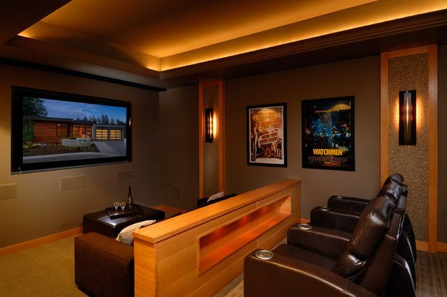 27 Awesome Home Media Room Ideas \ Design(Amazing Pictures